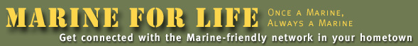 Join the Marine for Life Program